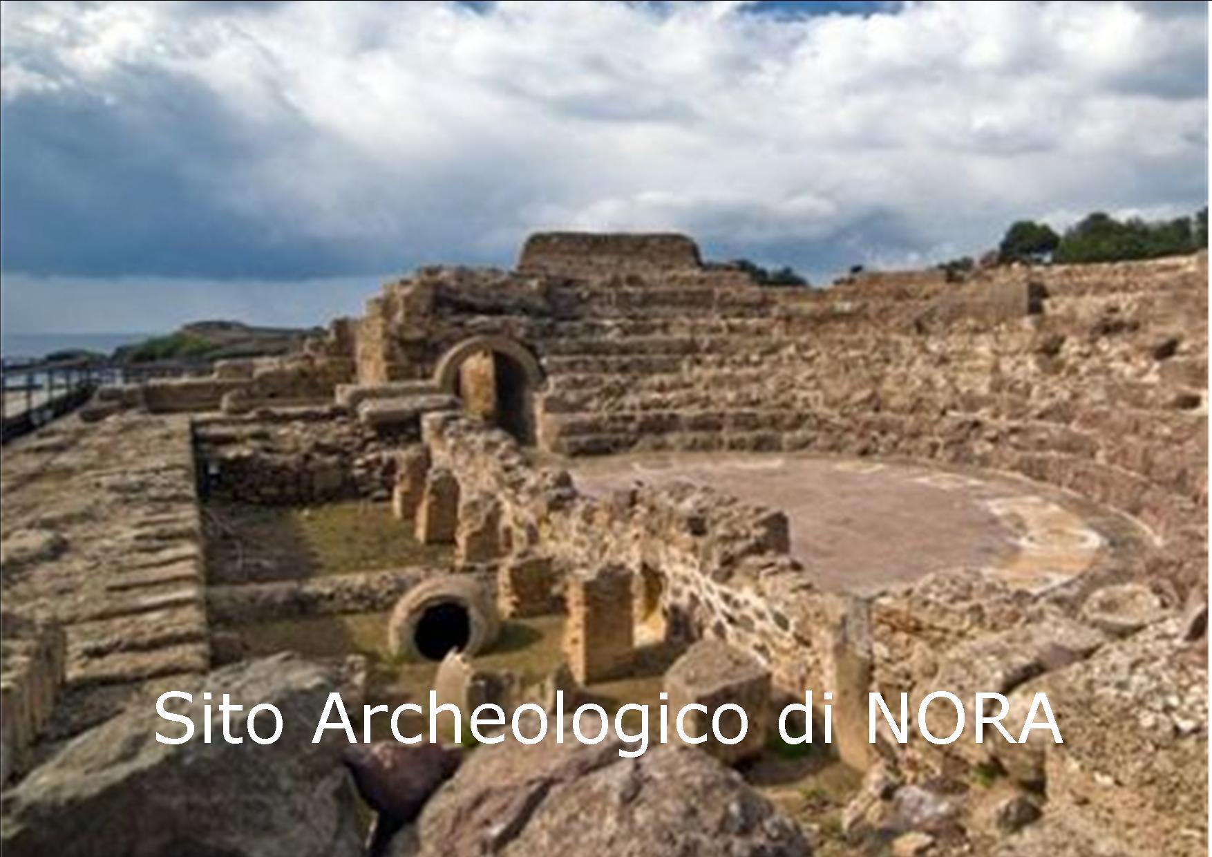 Sito archeologico di nora b b sa domu noa for Immagini sito